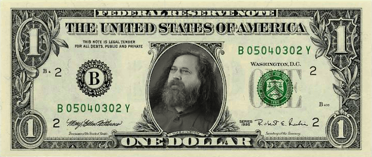 Resultado de imagen para dollar stallman