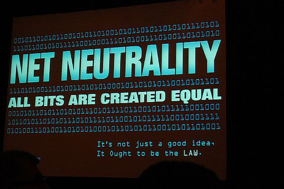 Net Neutrality. All bits are created equal